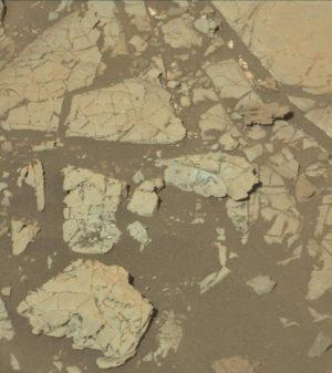 Bild: NASA / JPL-Caltech / MSSS / LANL / CNES / IRAP