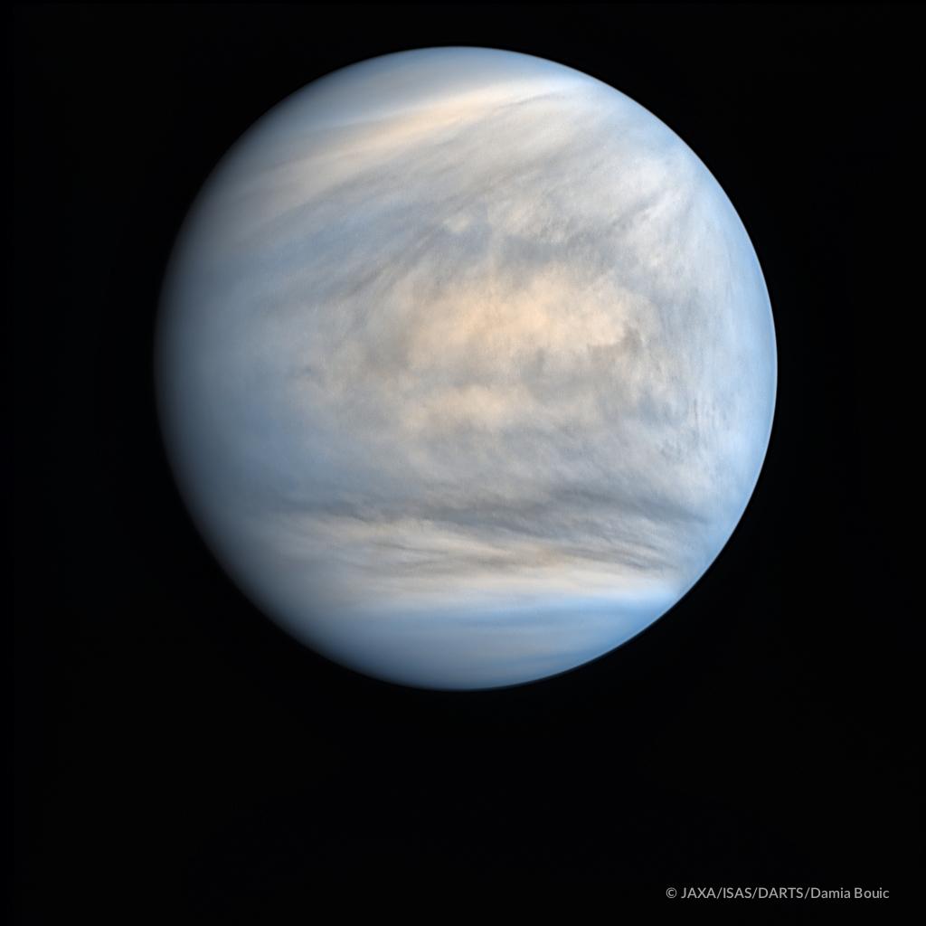 Venus i ultraviolett