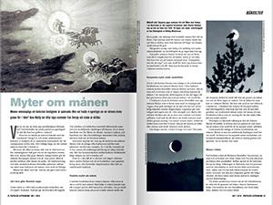 Myter om månen