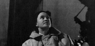 Aina Elvius, foto Sven Gösta Johansson