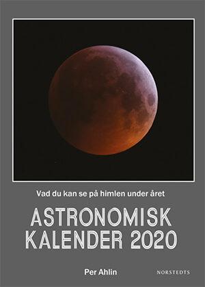Astronomisk kalender 2020, Norstedts