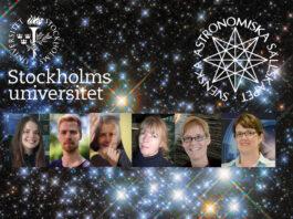 Bilder: Bakgrundsbild på stjärnhopen Westerlund 1: ESA/Hubble & NASA. Foton: Astronomisk Ungdom; Alexis Brandeker; R. Cumming; IRF/Annelie Klint Nilsson; NASA