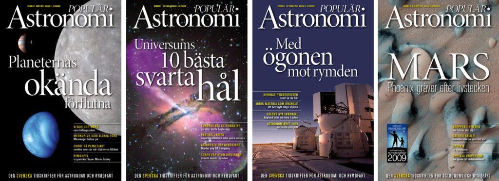 Populär Astronomi 2008