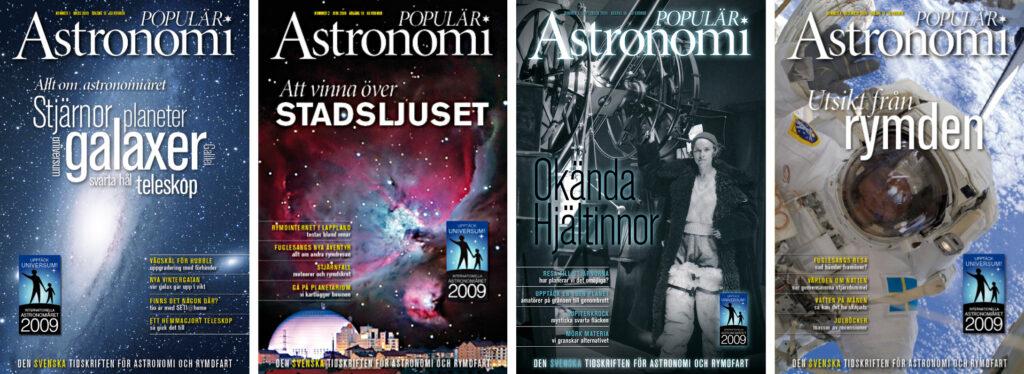 Populär Astronomi 2009