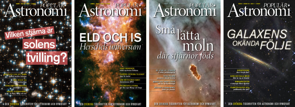 Populär Astronomi 2010