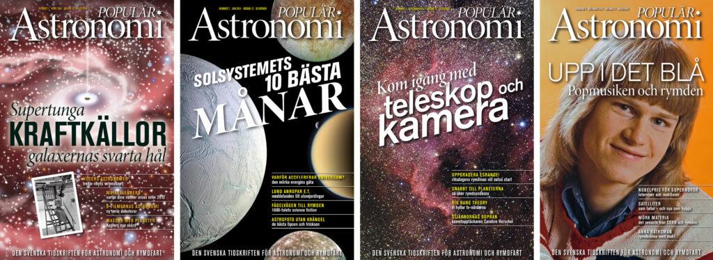 Populär Astronomi 2011