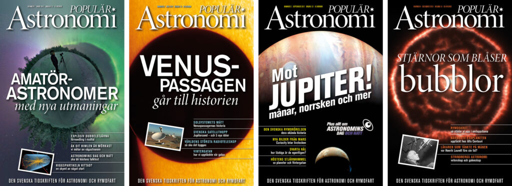 Populär Astronomi 2012