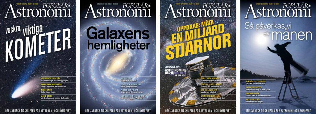 Populär Astronomi 2013