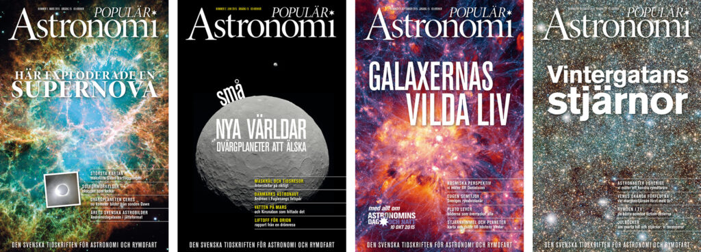Populär Astronomi 2015