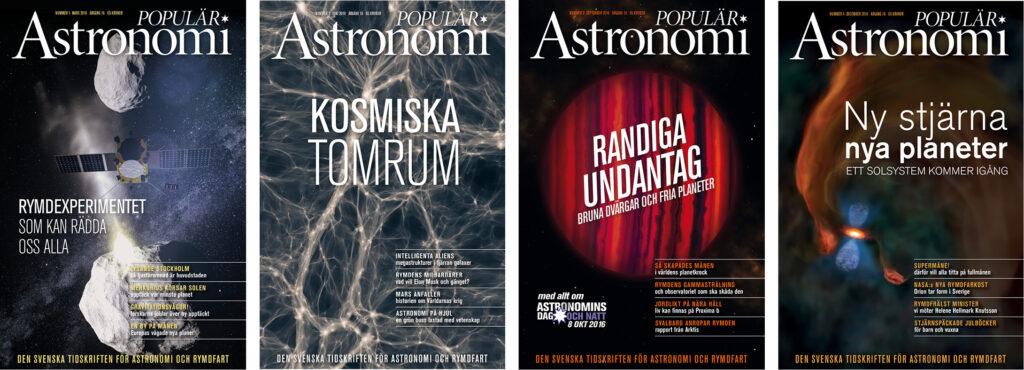 Populär Astronomi 2016