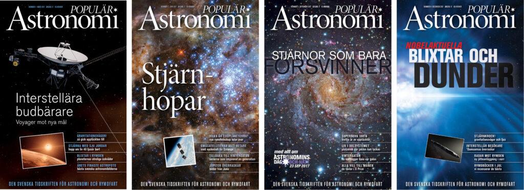 Populär Astronomi 2017