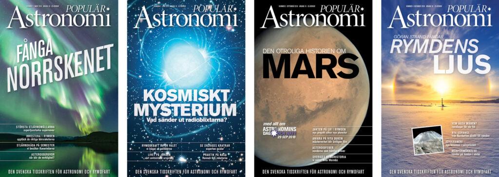 Populär Astronomi 2018