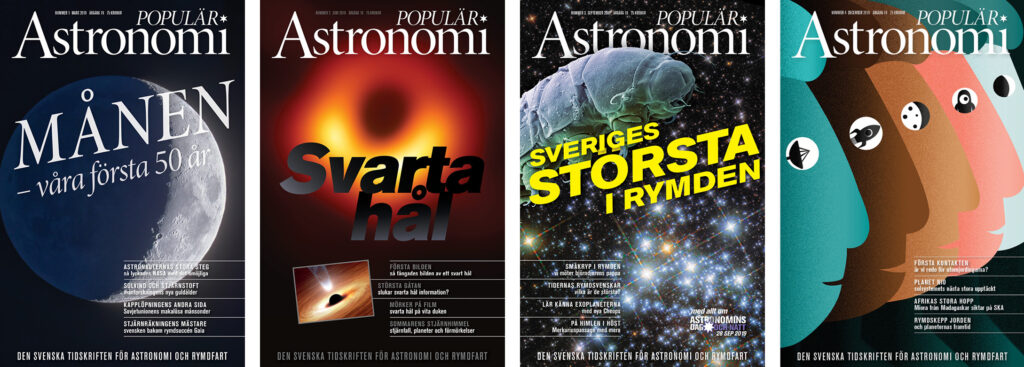 Populär Astronomi 2019