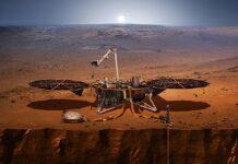 InSight (NASA/Wikimedia Commons)