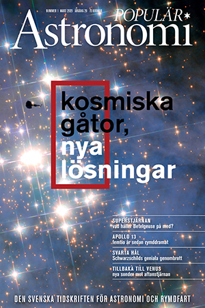 Populär Astronomi 2020/1