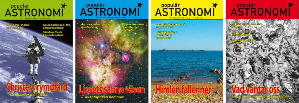 Populär Astronomi 2006