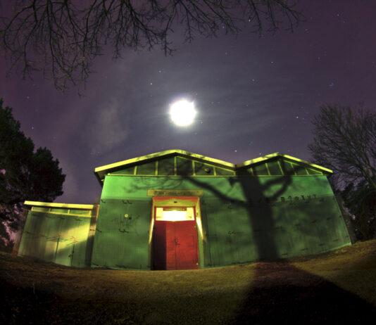 Slottsskogsobservatoriet Foto: Henrik Sandgren
