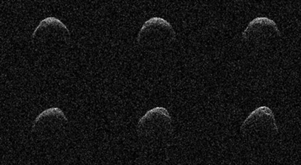 Arecibo Observatory/NASA/NSF