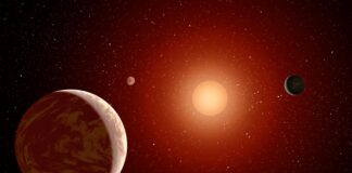Proxima b (illustration). Bild: NASA/JPL-Caltech