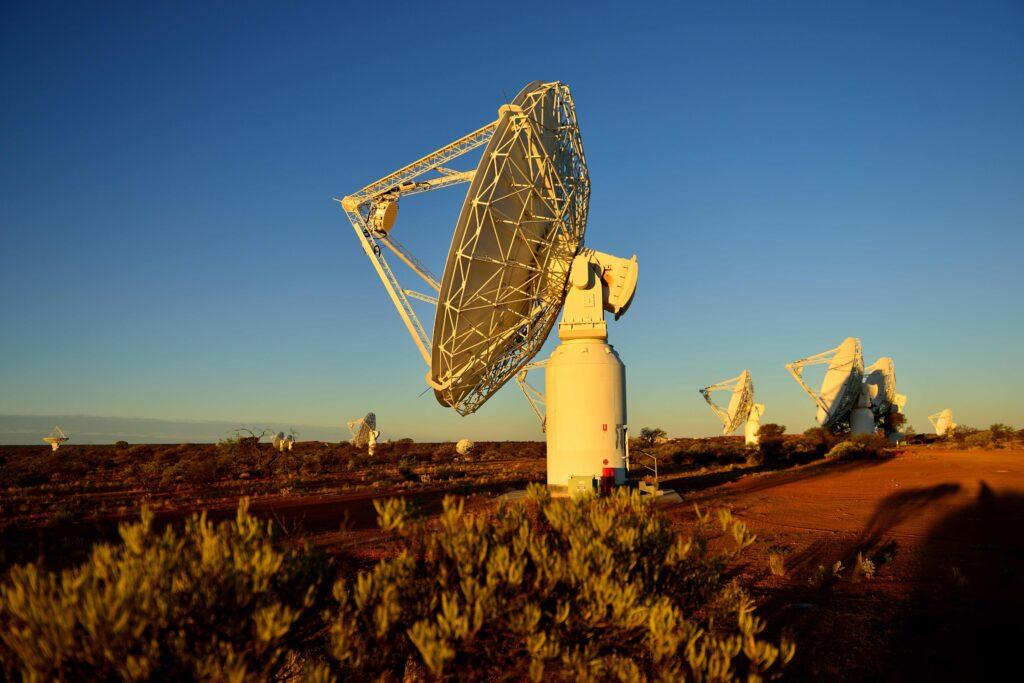 ASKAP (Bild: CSIRO)