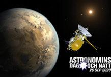 Bilder: NASA (Cassini); NASA Ames/JPL/T. Pyle (exoplanet Kepler-186f)