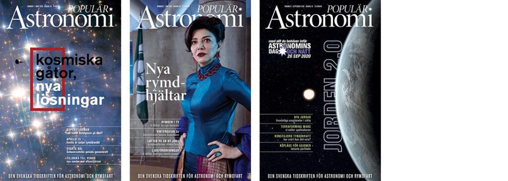 Populär Astronomi 2020